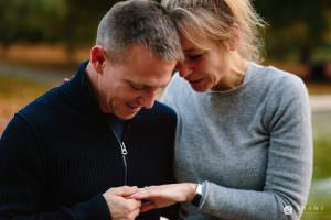 Hyde Park Real Engagement Photos | Mia + Brian 66