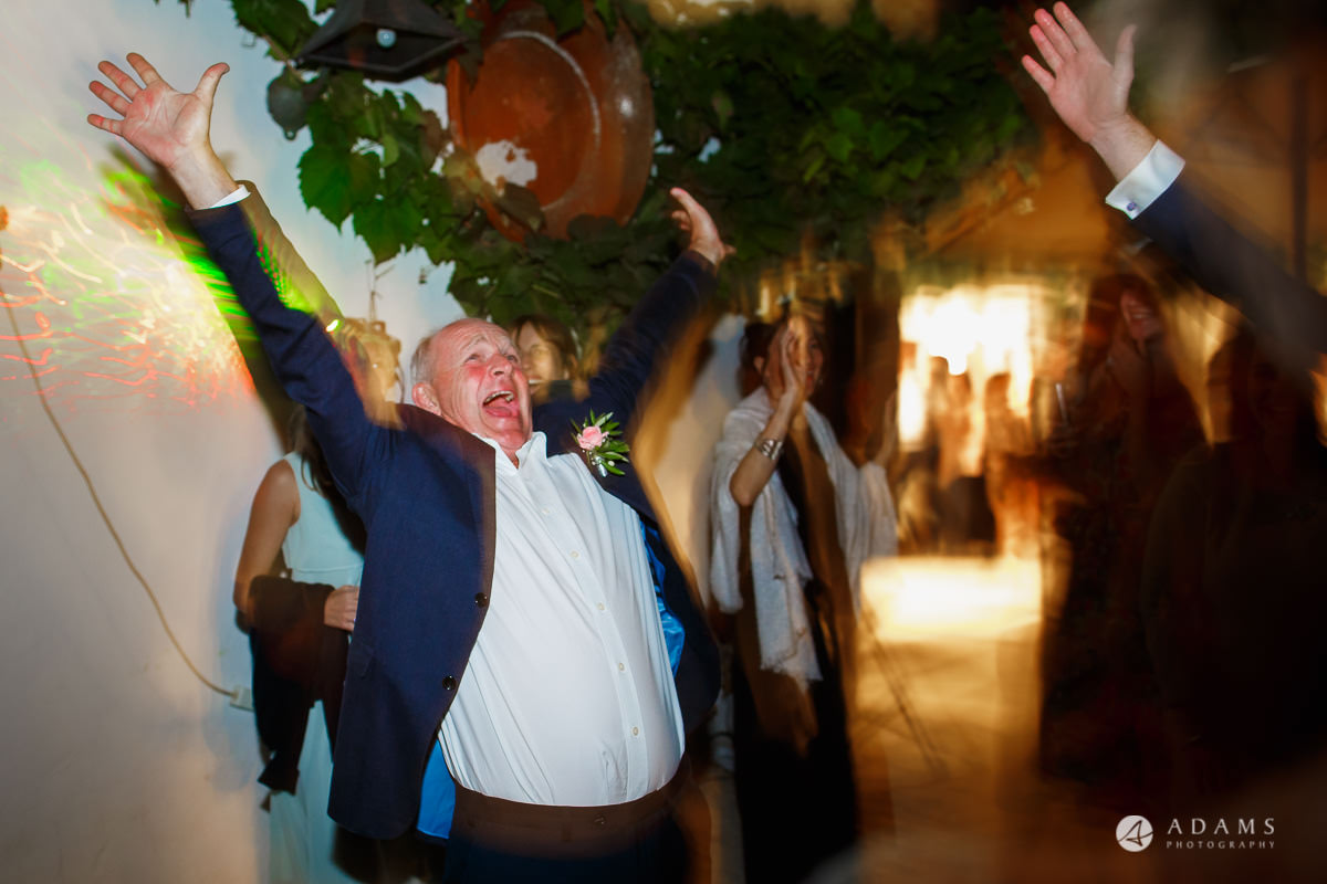 Destination Wedding Photographer father of the bride dance