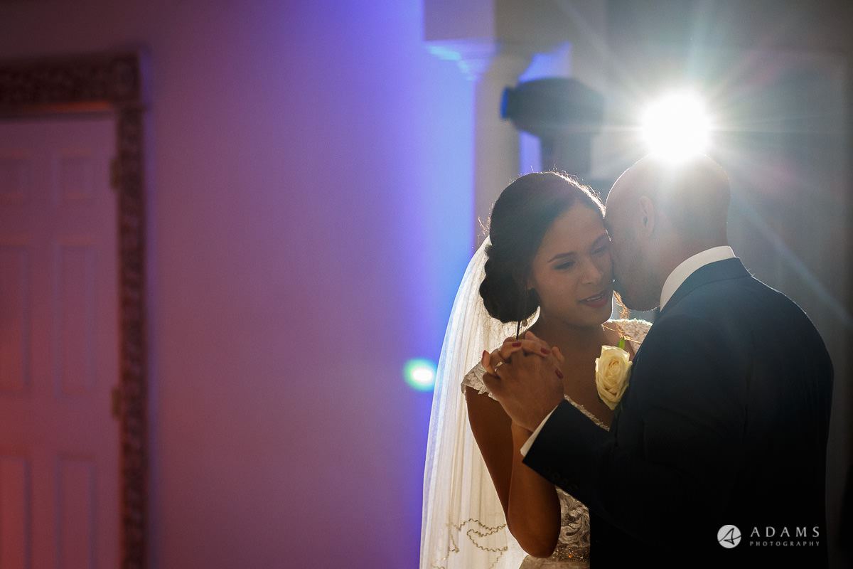 Froyle Park wedding first dance
