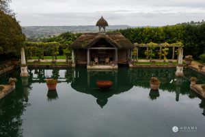 the lost orangery wedding photography venue pagoda