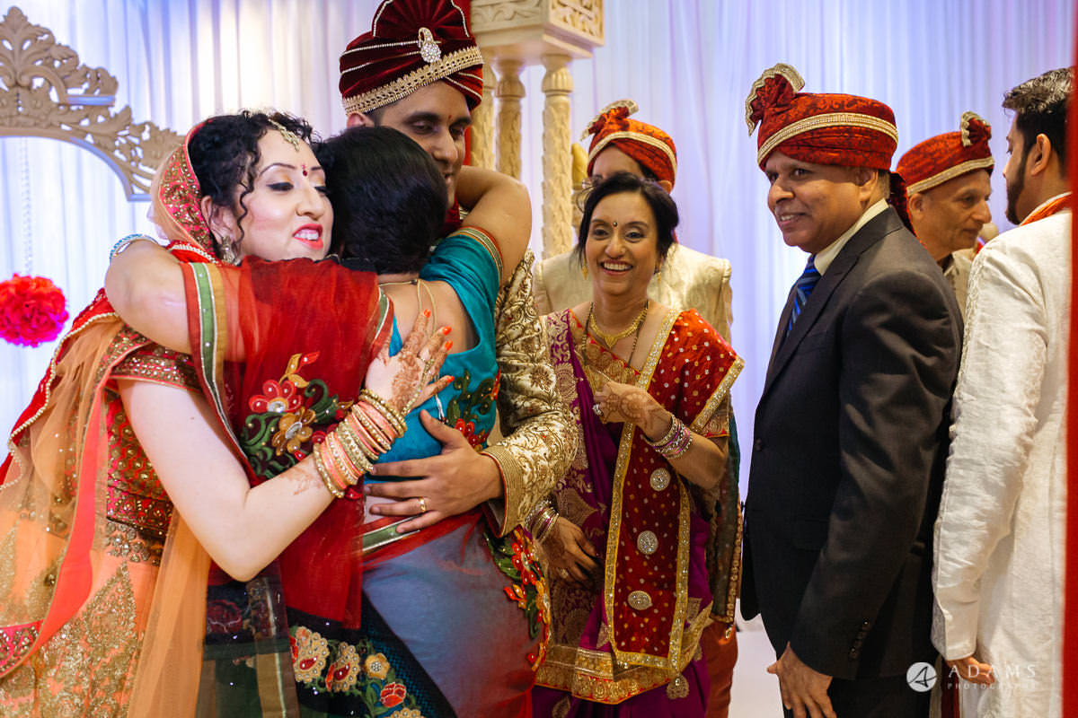 Hindu Wedding Premier Banqueting London Photos | Devina & Aakash 29