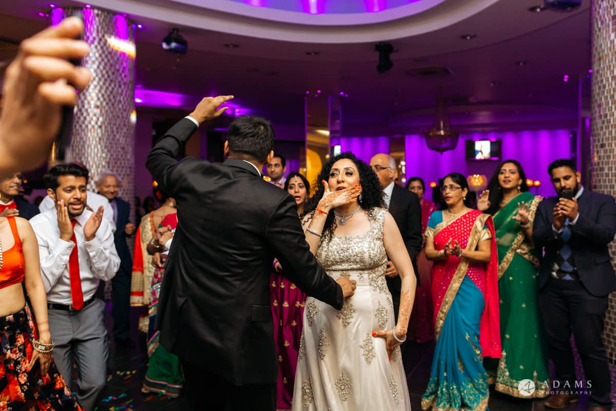 Hindu Wedding Premier Banqueting London Photos | Devina & Aakash 61