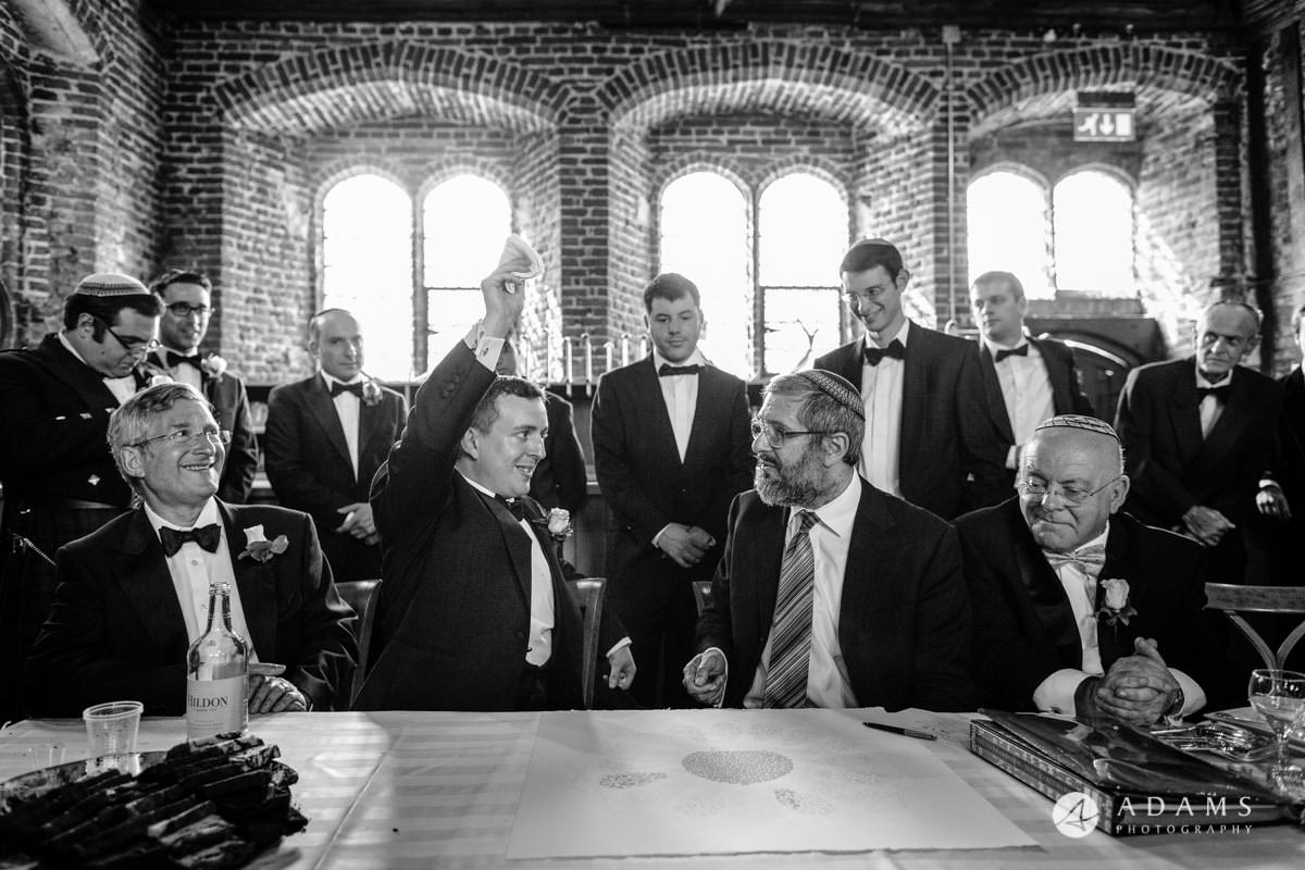 Jewish Wedding Photographer Hatfield House | Suzy & Ben 14