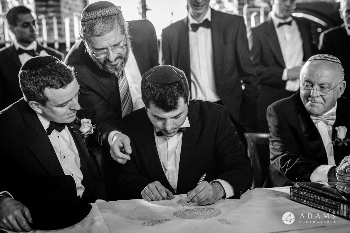 Jewish Wedding Photographer Hatfield House | Suzy & Ben 15