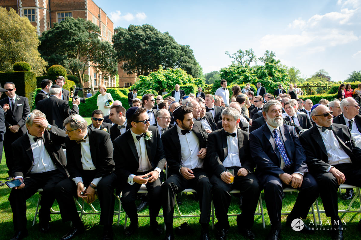Jewish Wedding Photographer Hatfield House | Suzy & Ben 24