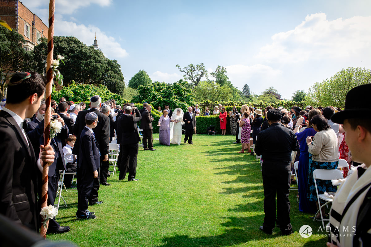 Jewish Wedding Photographer Hatfield House | Suzy & Ben 26