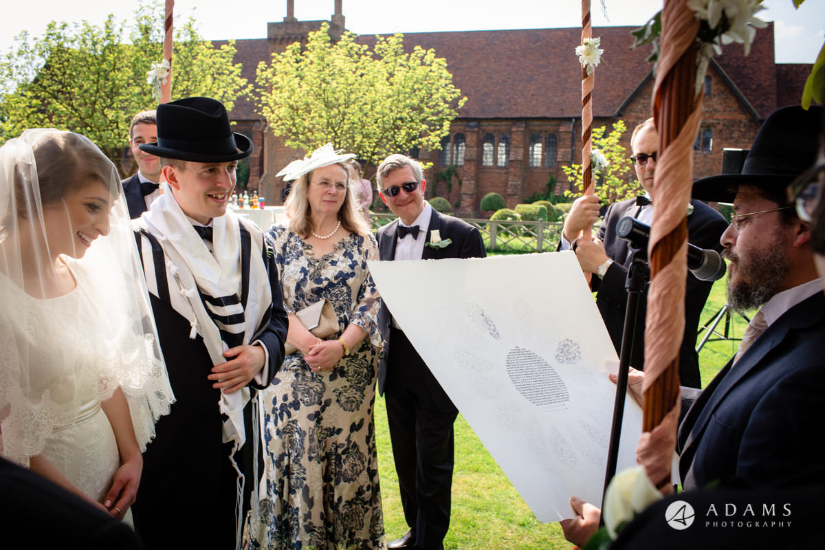 Jewish Wedding Photographer Hatfield House | Suzy & Ben 33