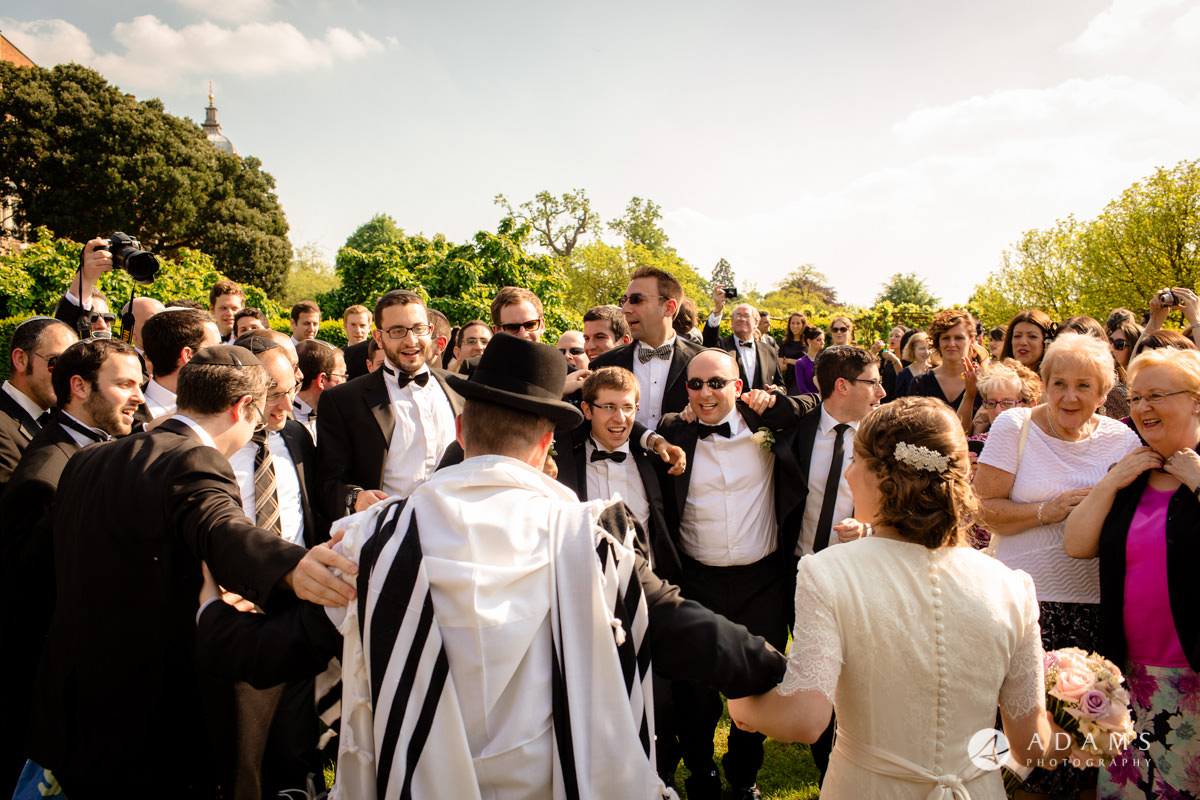 Jewish Wedding Photographer Hatfield House | Suzy & Ben 36