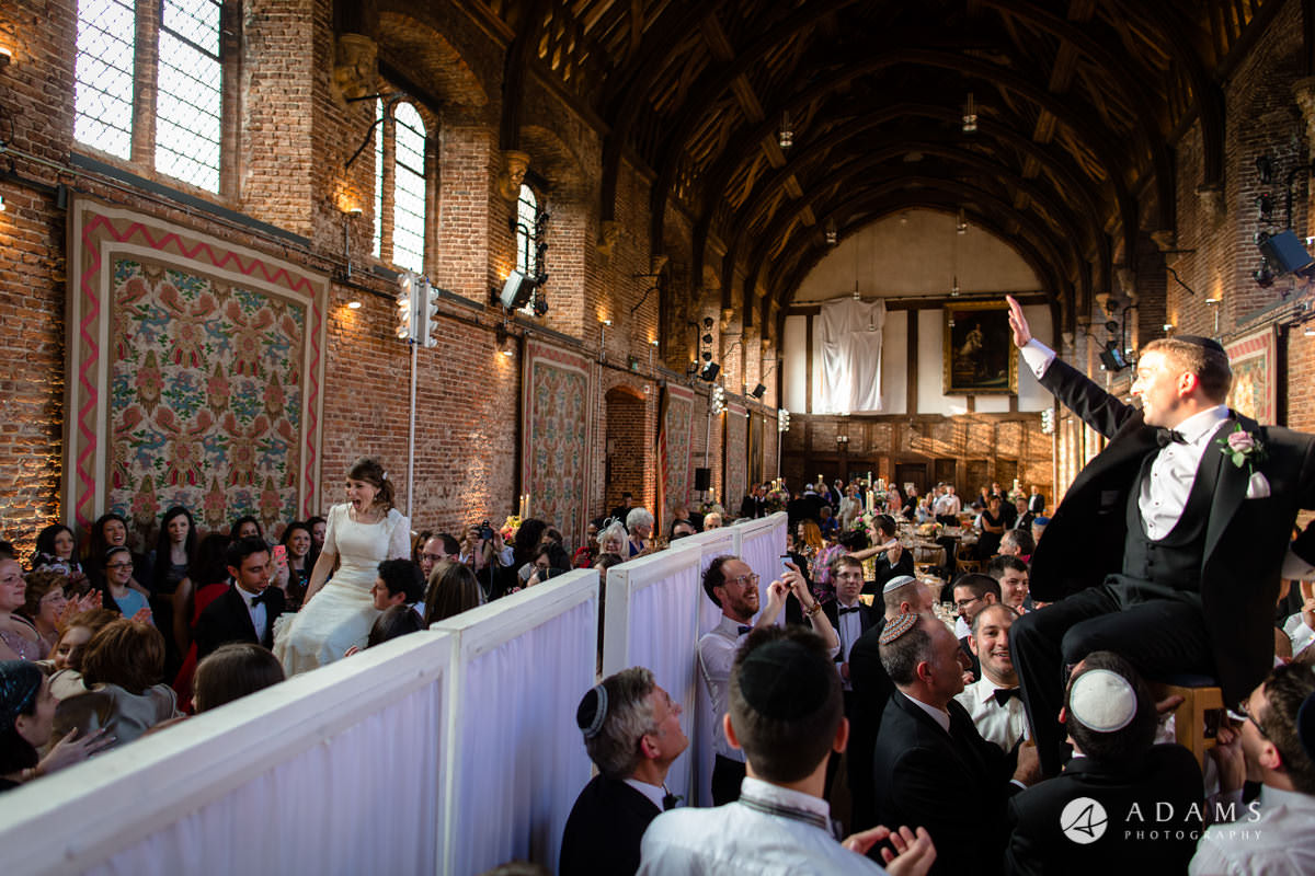 Jewish Wedding Photographer Hatfield House | Suzy & Ben 51