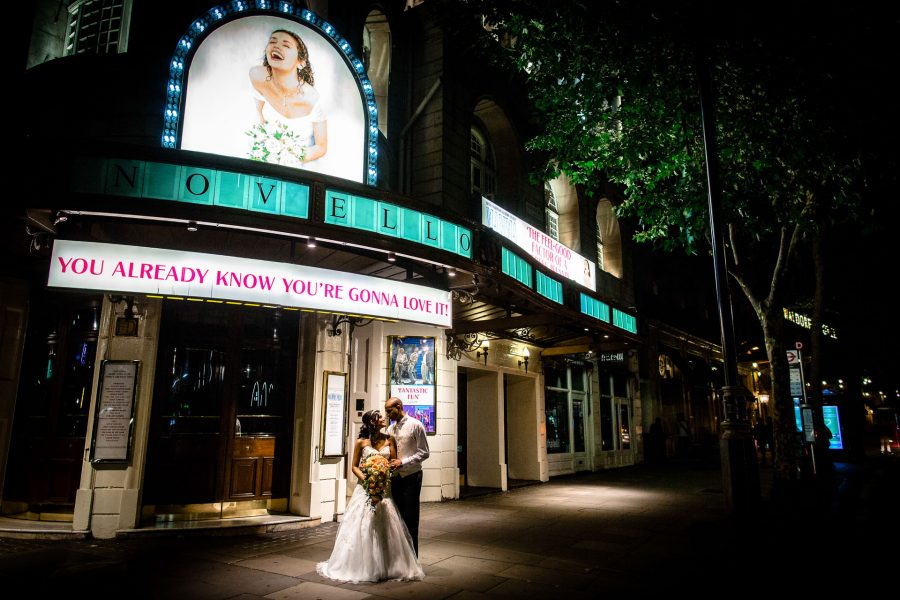 London Wedding Photography Portfolio evening session