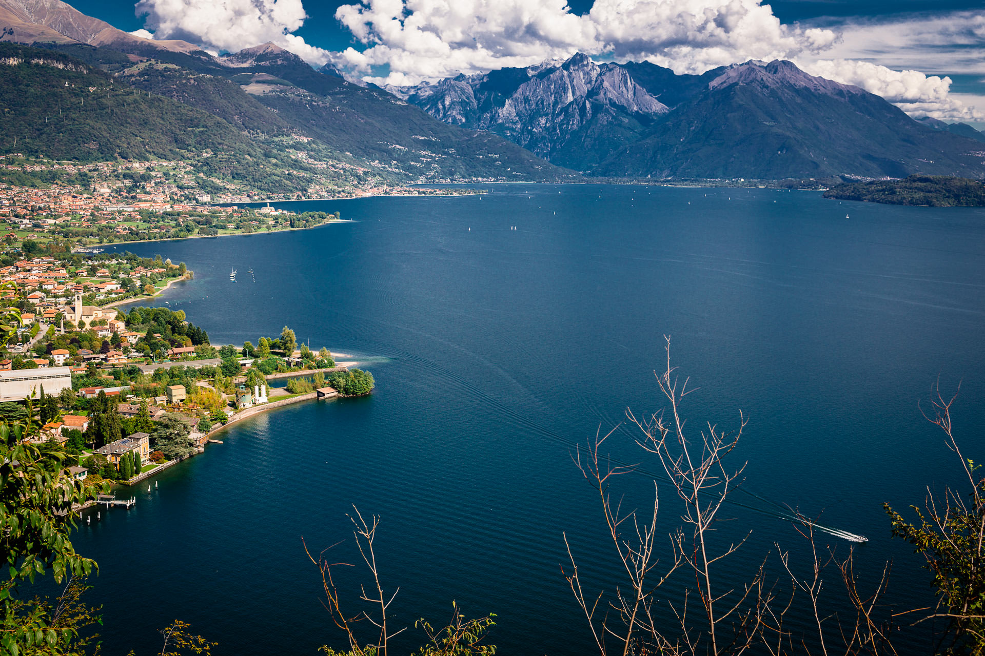 Destination Weddings Como Lake Photo