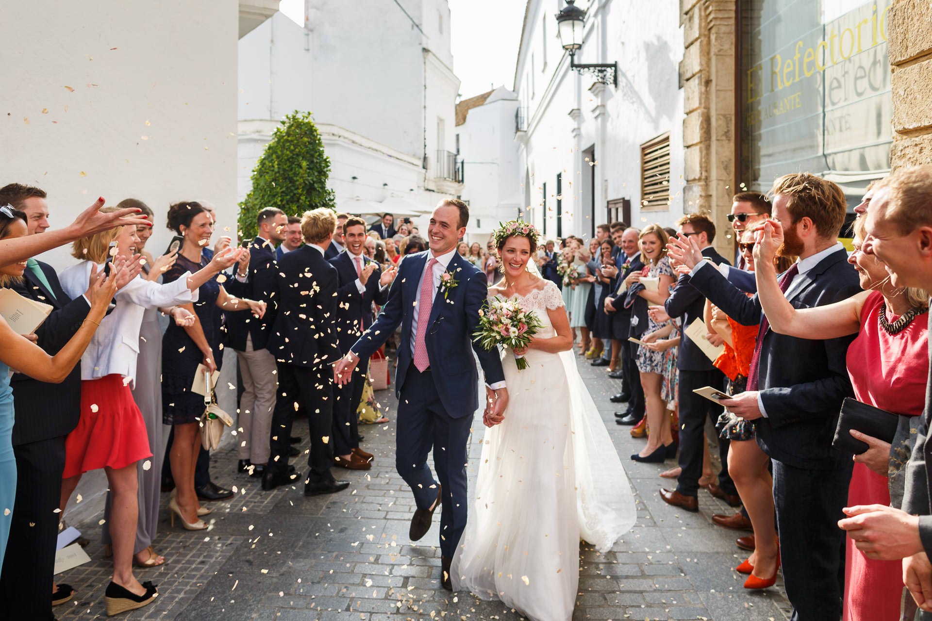 International Wedding Photography Vejer De La Frontiera Andalucia