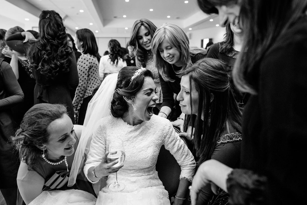 Jewish Wedding Bridal Dance