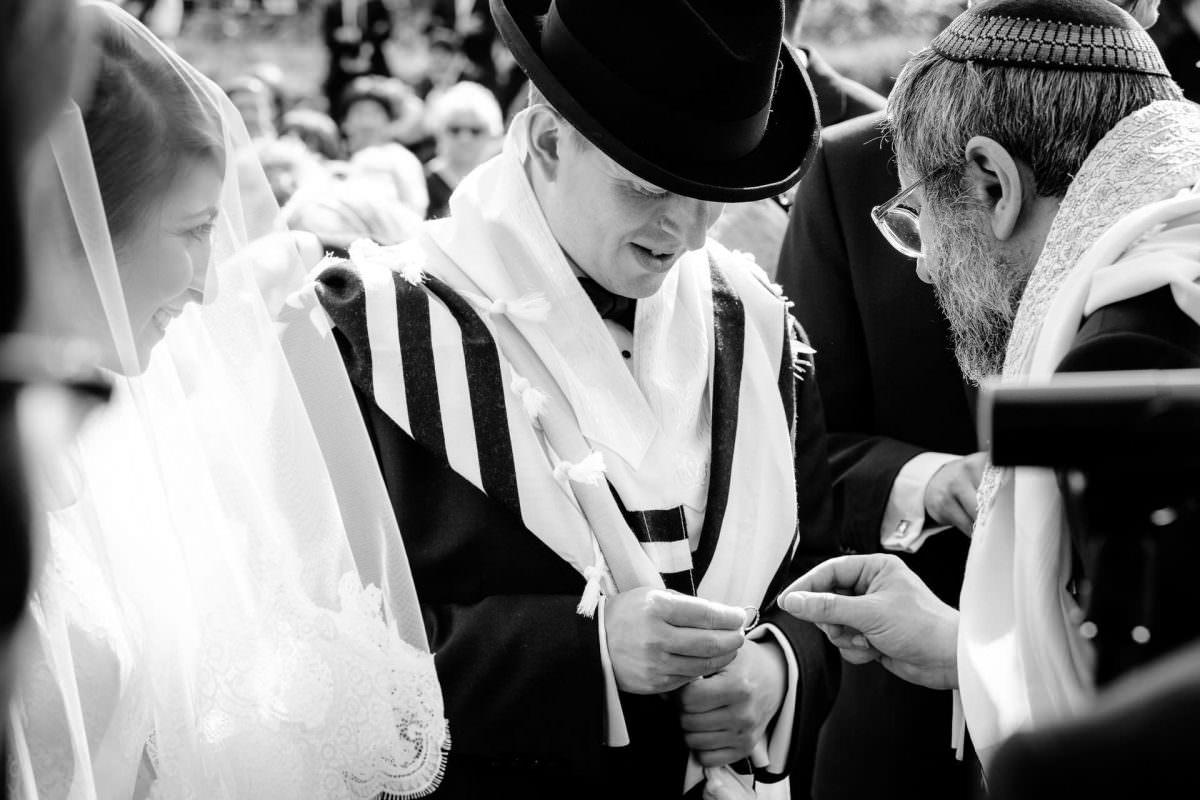 Jewish London Wedding Photographer