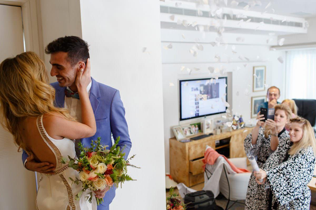 Jewish London Wedding Photography