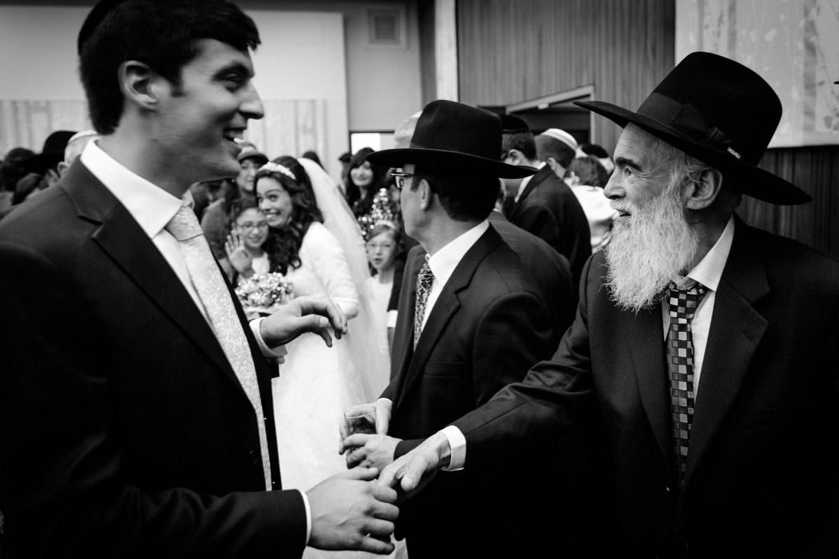 Jewish Orthodox Wedding Photographer