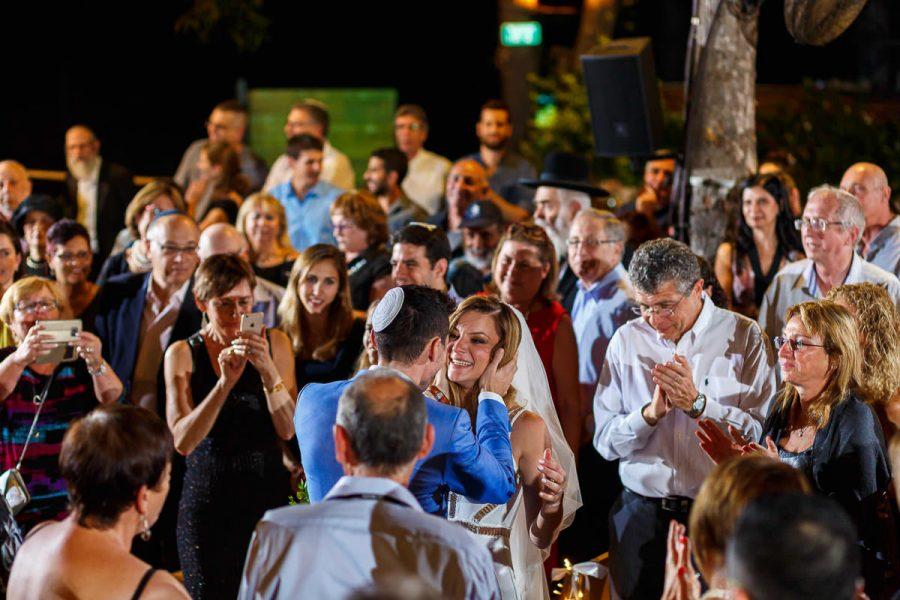 Jewish Wedding Bedeken Israeli Style