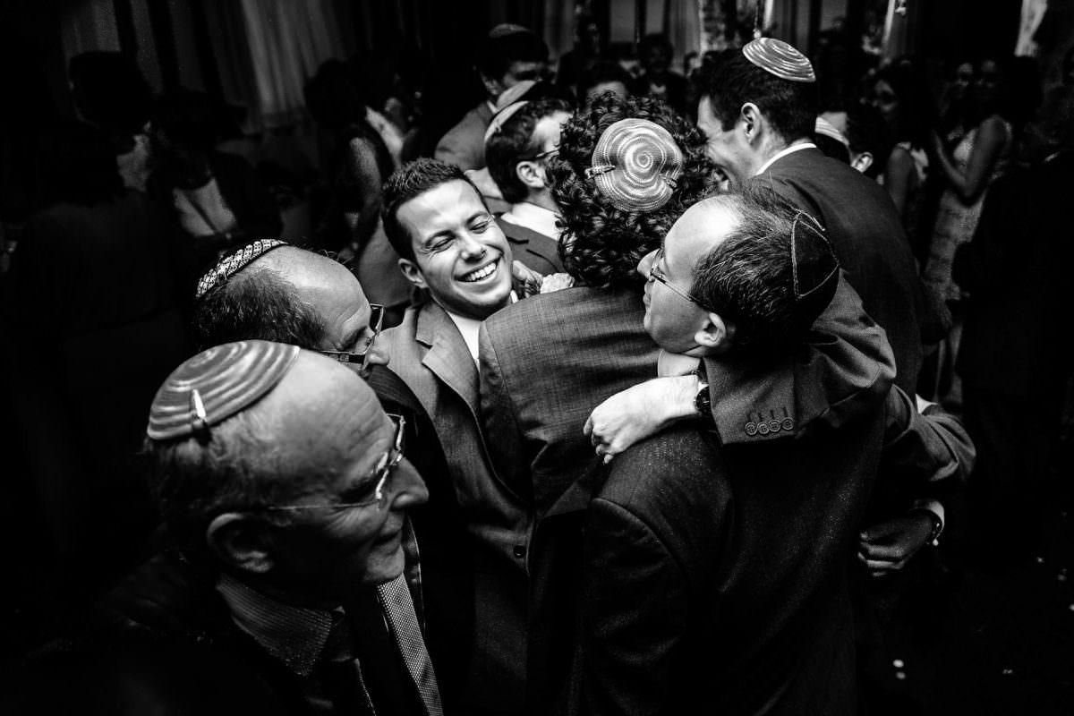 Jewish Wedding Photographer UK