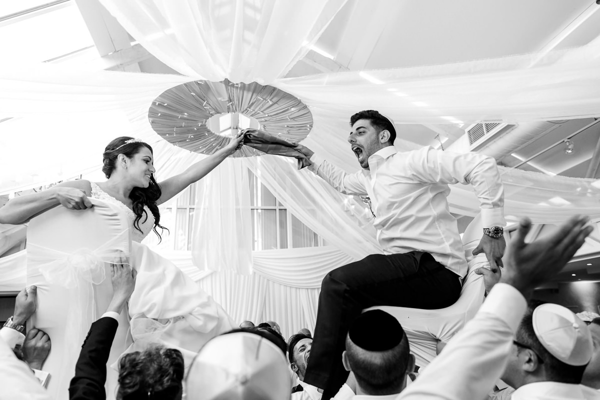 Jewish Wedding Photographers Uk