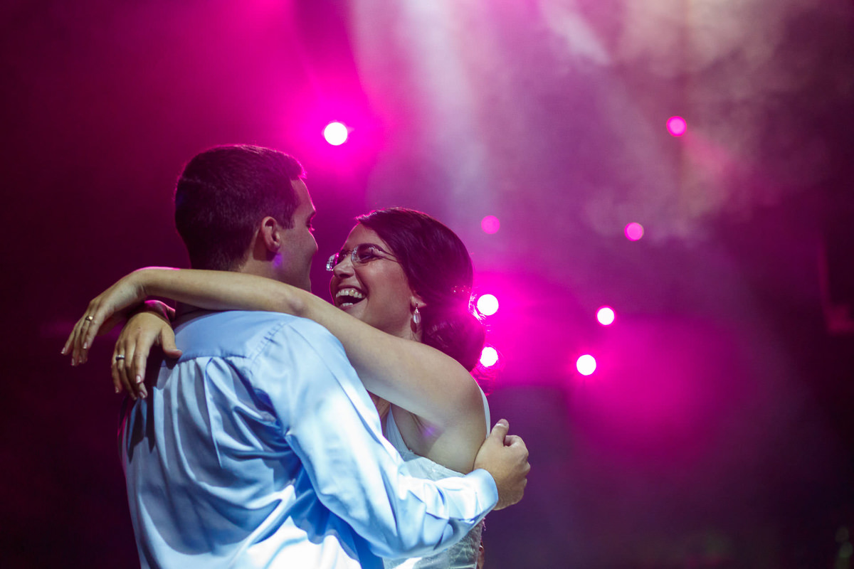 jewish wedding photographer first dance