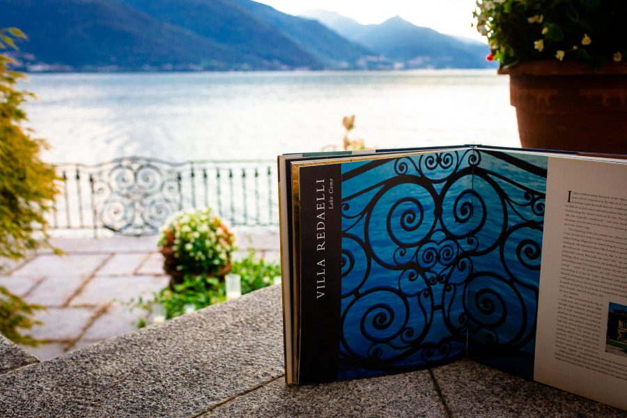 destination wedding photography lake como view