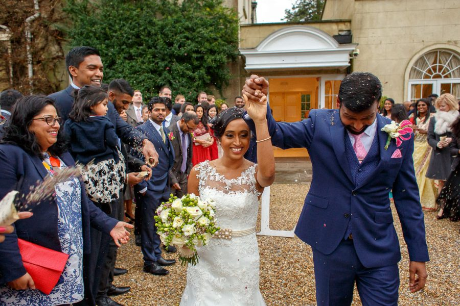 London Tamil Wedding