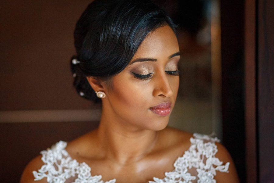 Tamil Bridal Portrait Civil Wedding