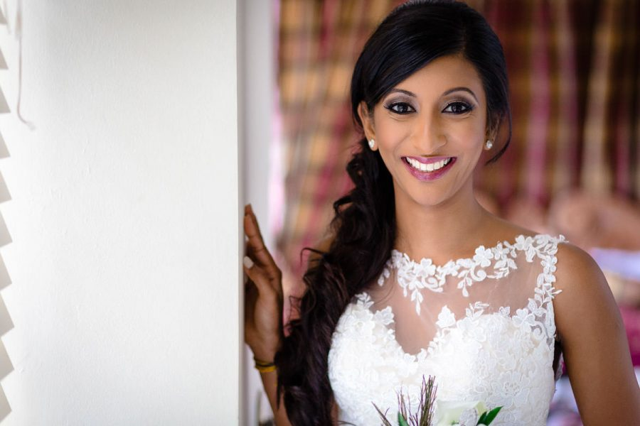 Tamil Bride Portrait London