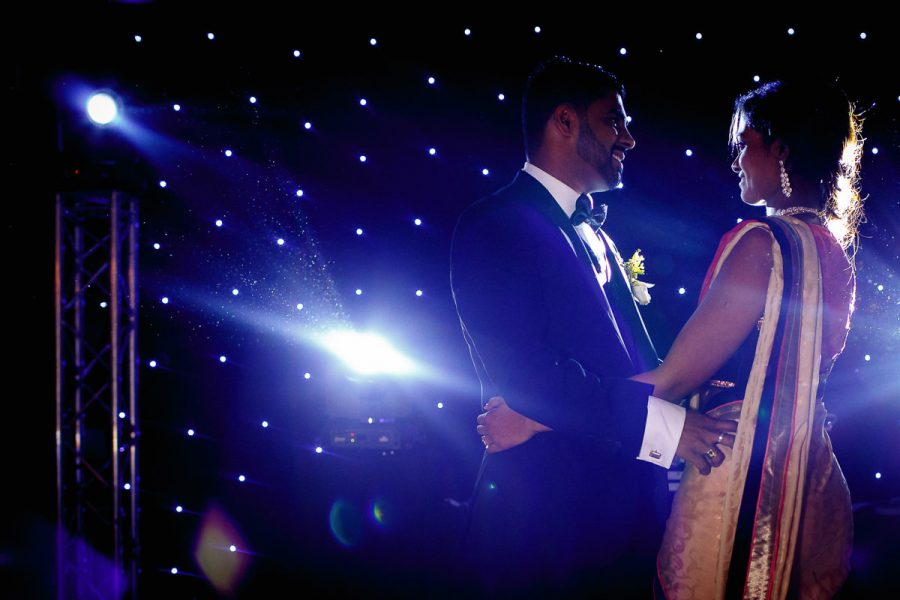 Tamil Couple First Dance Civil Wedding