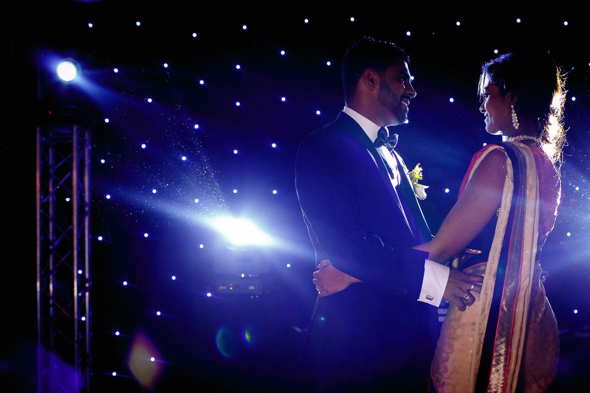 Tamil Couple First Dance Civil Wedding
