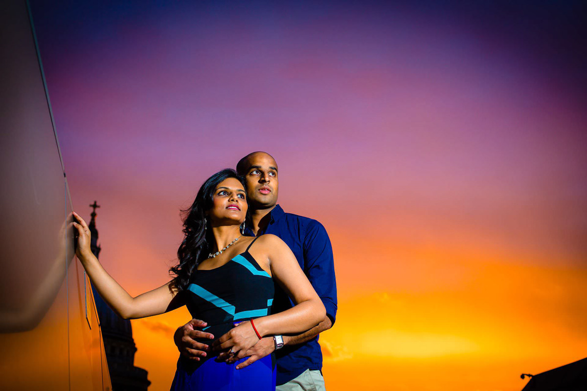 Tamil Couple Photo Session