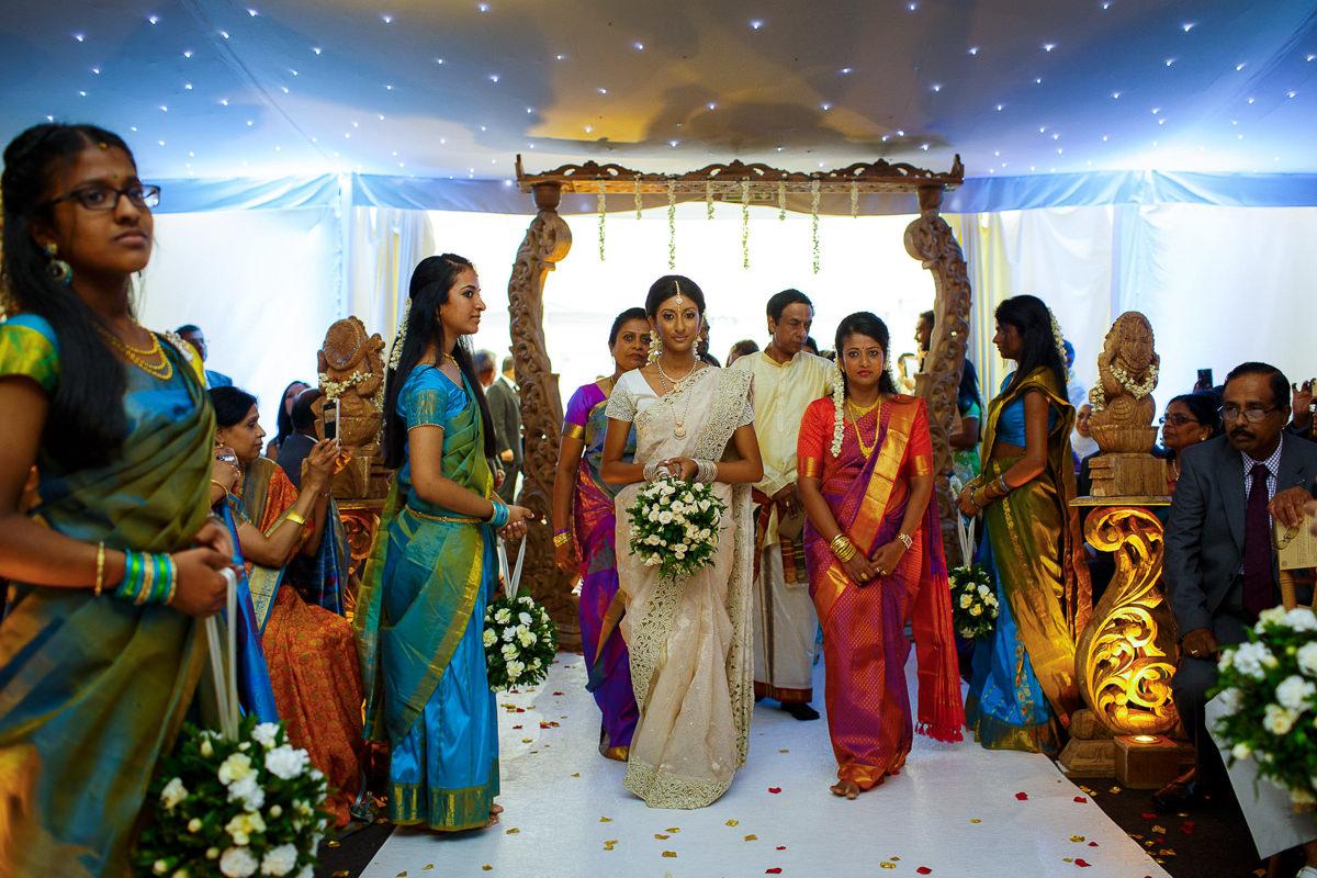Tamil Hindu Ceremony Photography London
