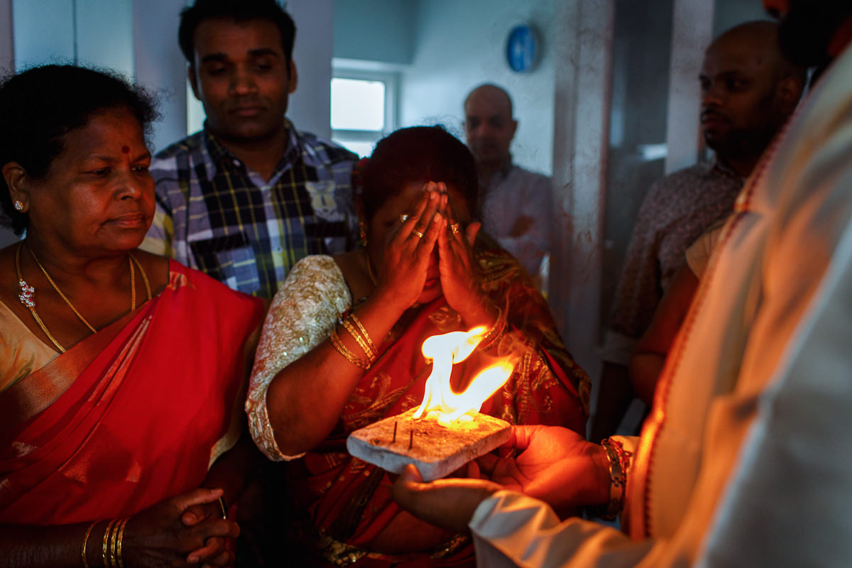 Tamil Hindu Ceremony