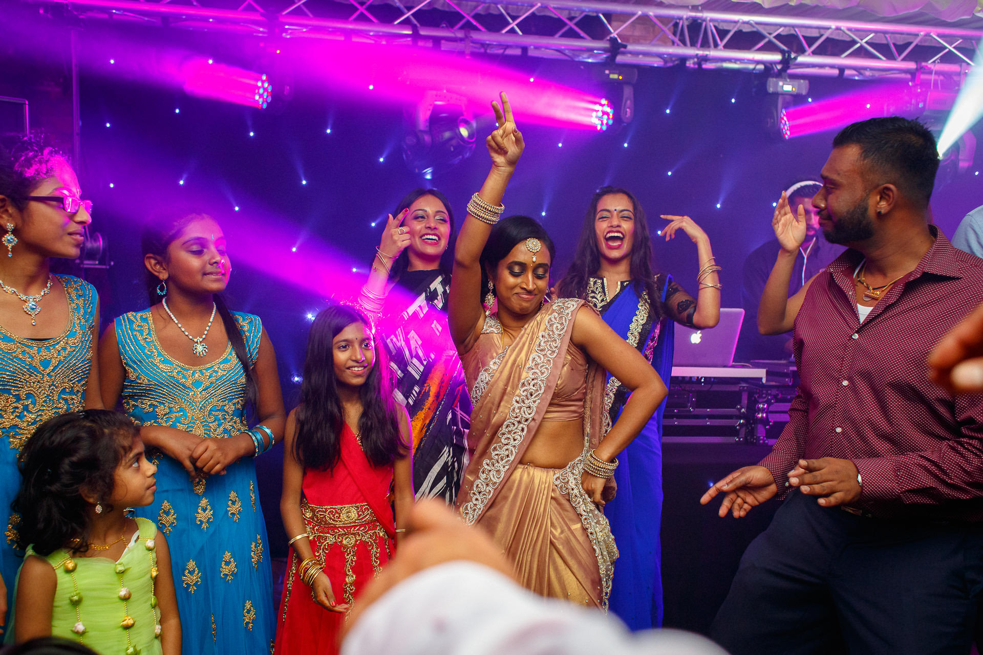 Tamil Wedding Dance Party London