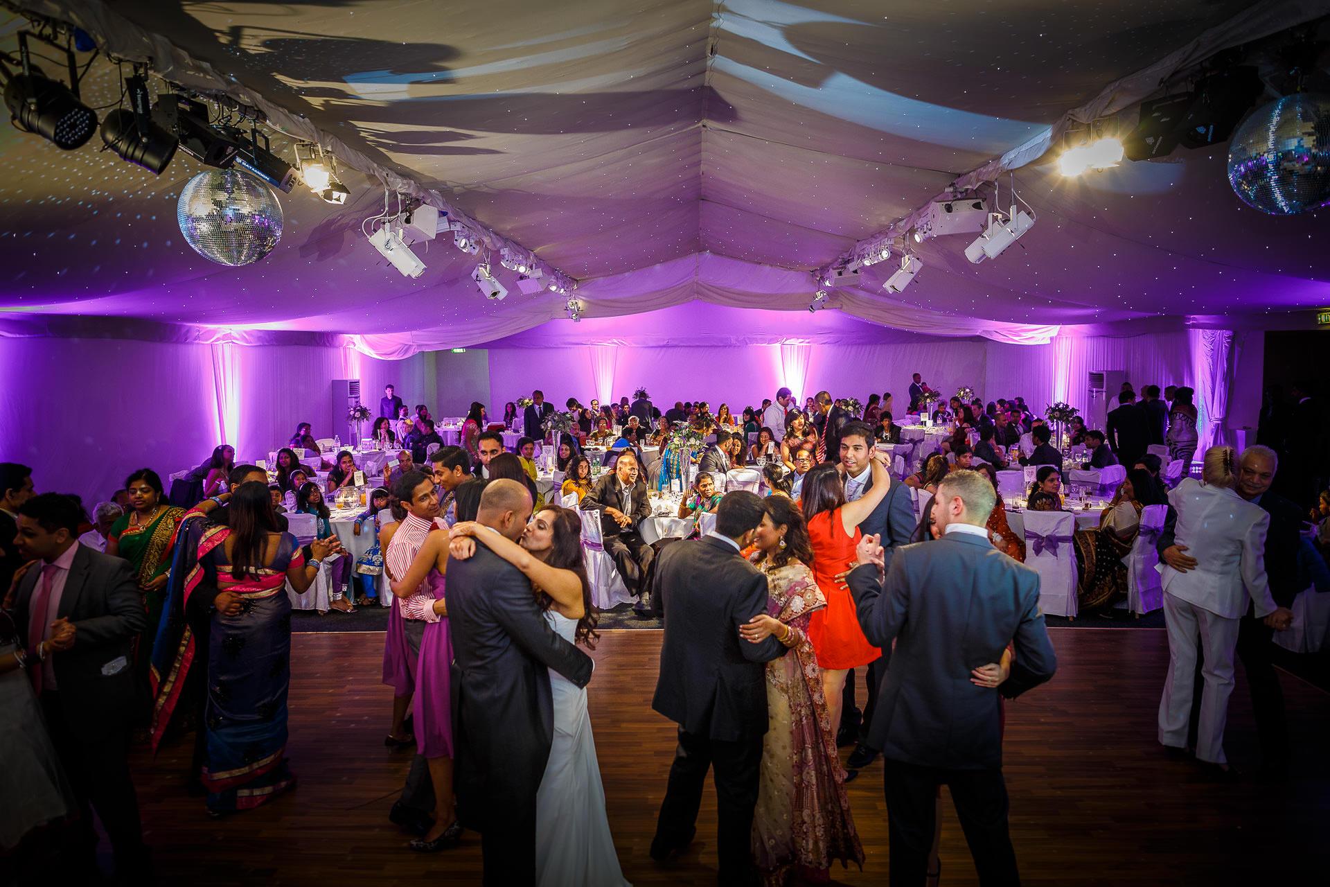 Tamil Wedding Party Dancing London