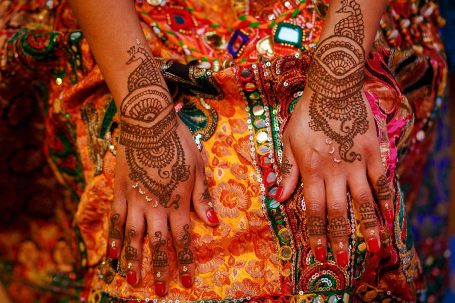 Asian wedding photography Mehndi Night