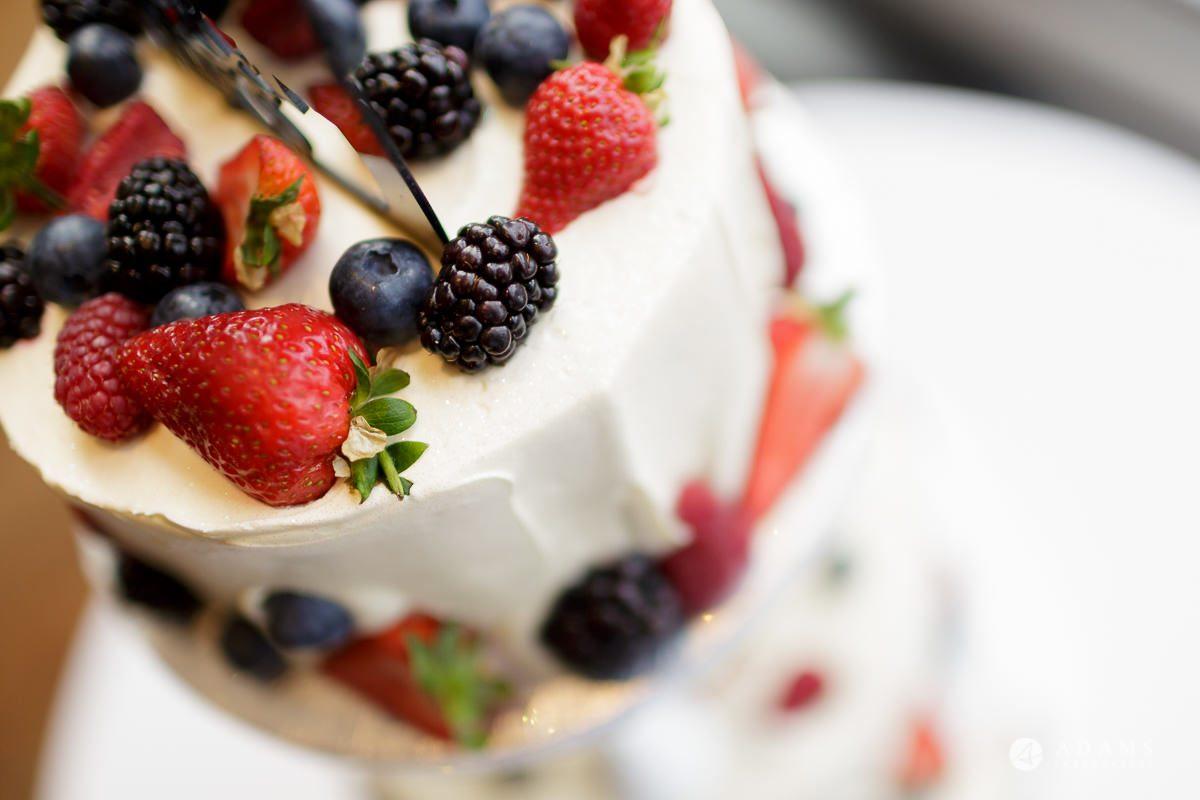 Camden Town wedding cake