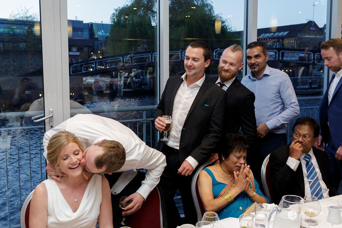 Camden Town wedding games