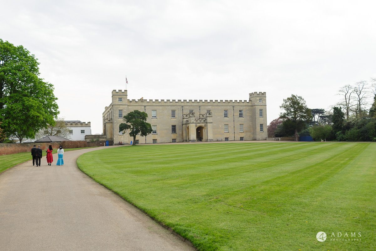 photographer syon park house wedding venue from outside