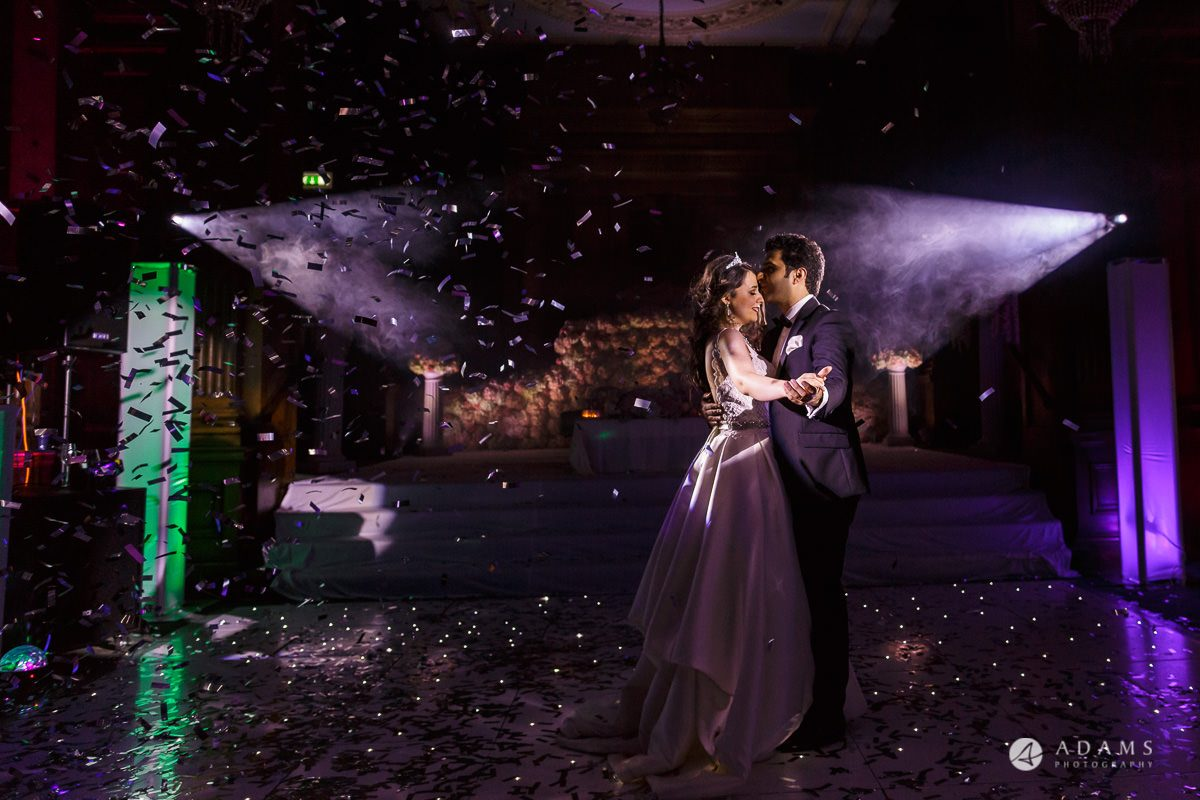 pinewood studios wedding first dance