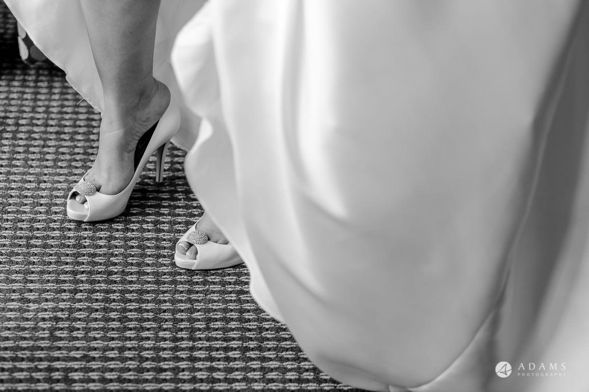 pinewood studios wedding bridal shoes