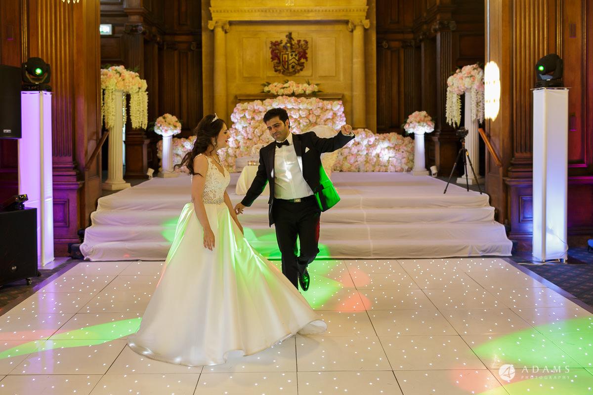 pinewood studios wedding photography Iranian dance