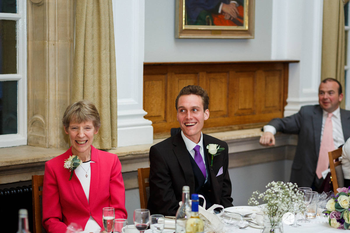 royal holloway wedding bestman reaction