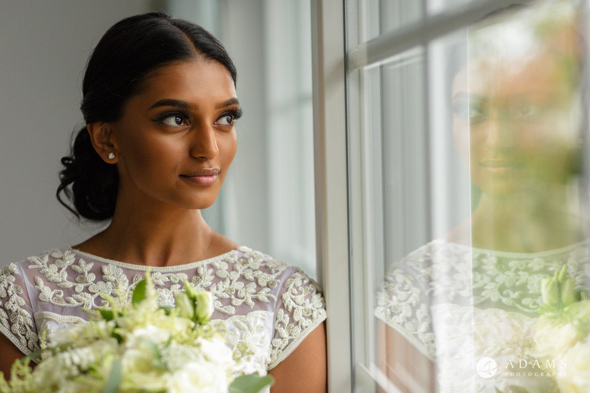 Oslo Wedding Photos Norway photo of the bride portrait