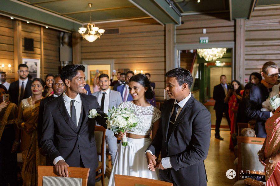 Oslo Wedding Photos Norway photo of bride and groom