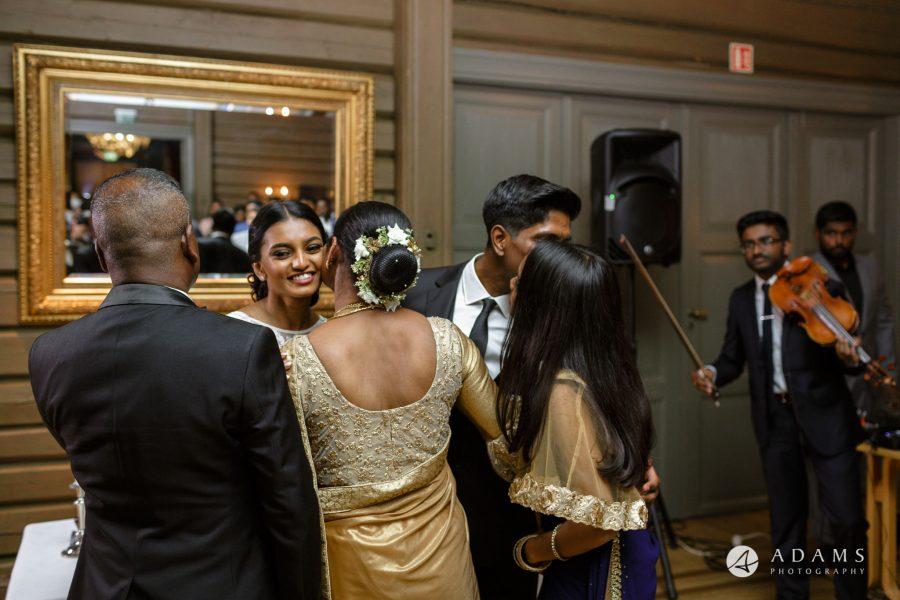 Oslo Wedding guests