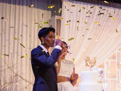 Norway Tamil Wedding confetti