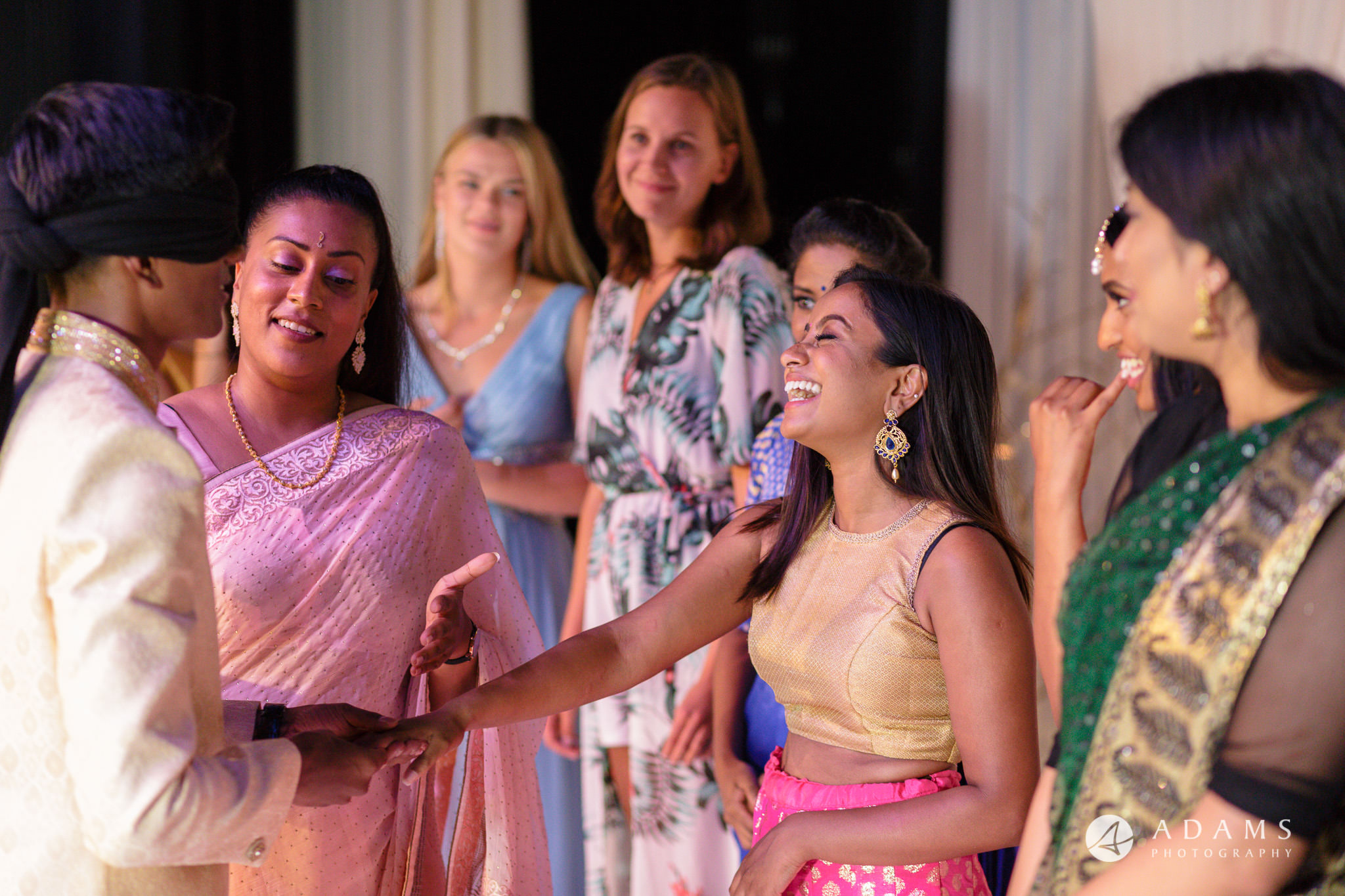 Oslo Tamil Wedding games