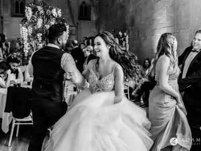 st donats castle wedding dancing again