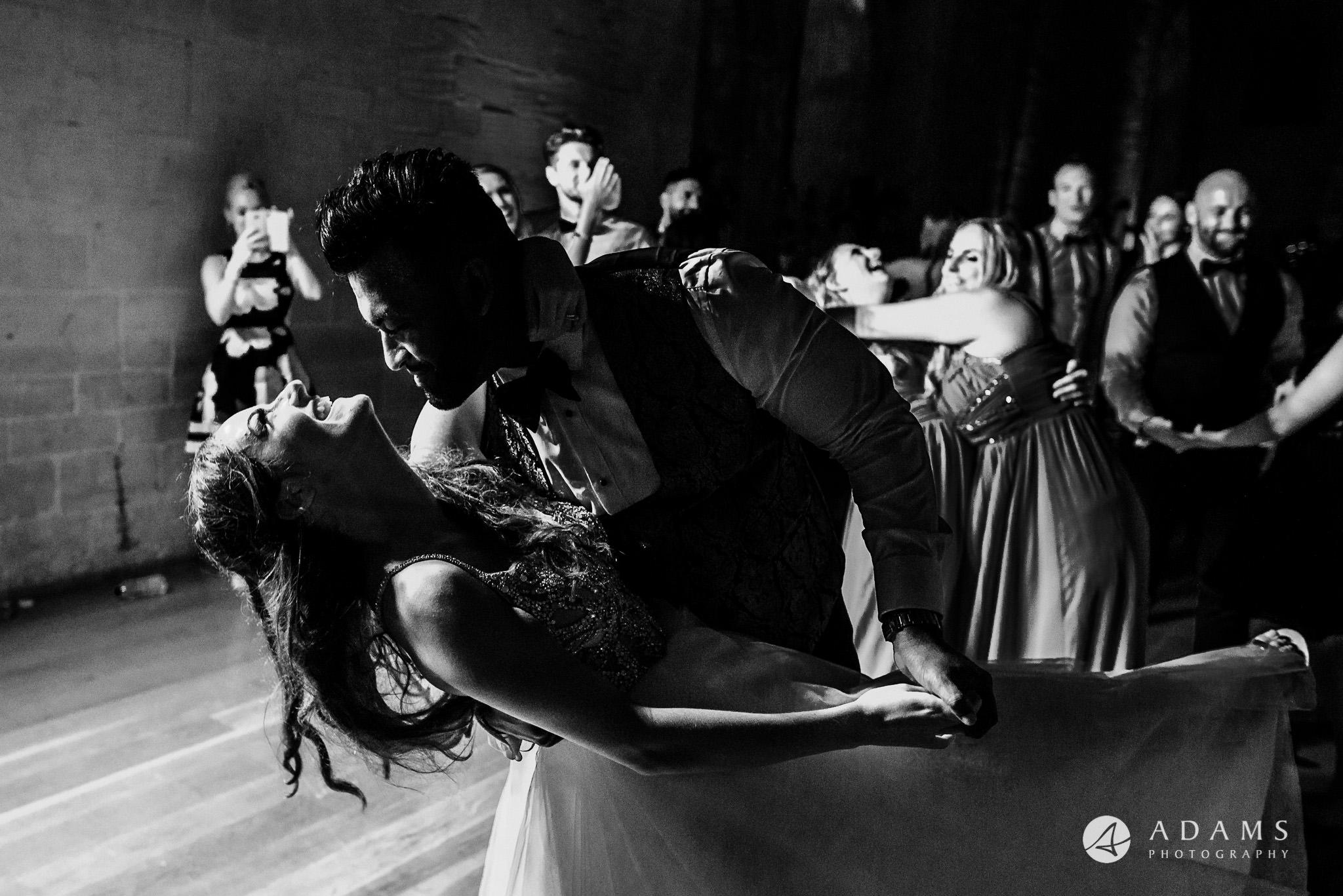 st donats castle wedding making a deep